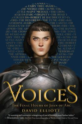 Voices : The Final Hours of Joan of Arc image cover