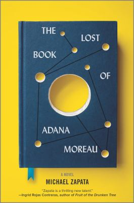 The Lost Book of Adana Moreau image cover