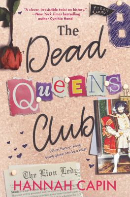 The Dead Queens Club image cover