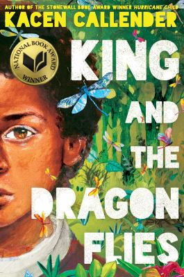 King and the dragonflies image cover