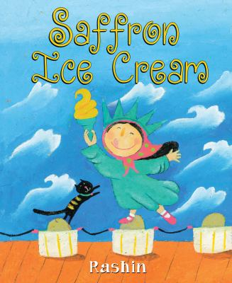 Saffron Ice Cream image cover