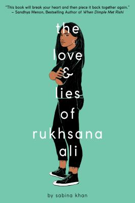 The Love & Lies of Rukhsana Ali image cover
