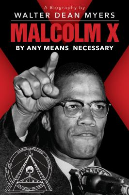 Malcolm X : by any means necessary : a biography image cover