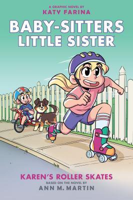 Karen's roller skates image cover