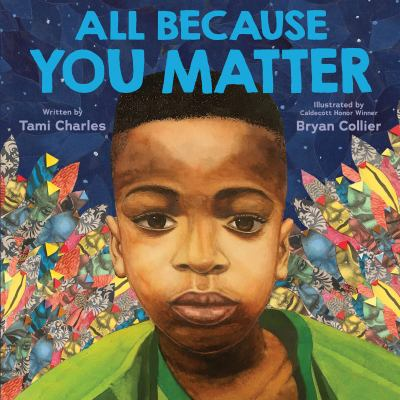All Because You Matter image cover