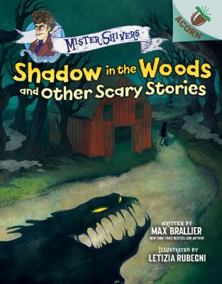 Shadow in the woods and other scary stories image cover