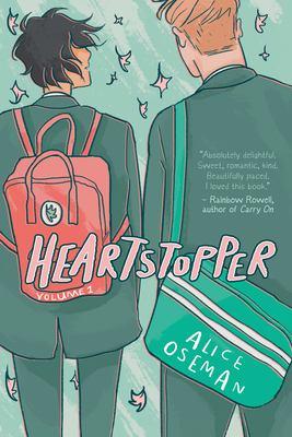 Heartstopper, Vol. 1 image cover