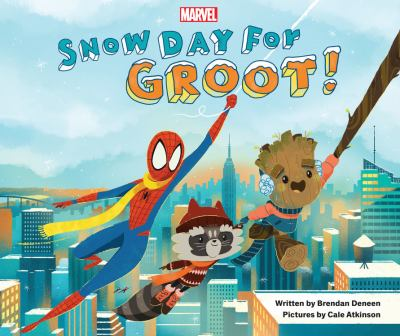 Snow Day for Groot! image cover