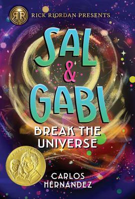 Sal & Gabi Break the Universe image cover