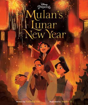 Mulan's lunar new year image cover