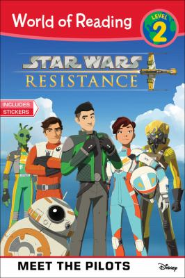 Star Wars Resistance: Meet the Pilots image cover