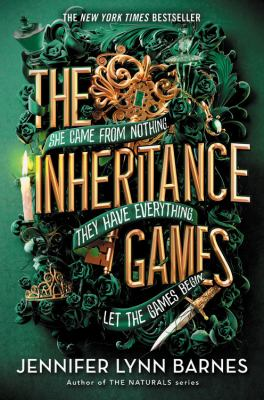 The Inheritance Games image cover