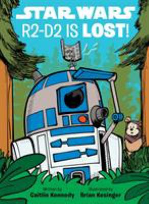 R2-D2 is LOST! image cover