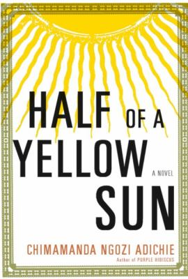 Half of a Yellow Sun image cover