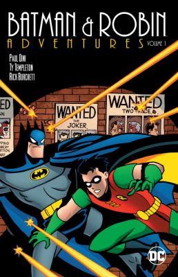 Batman & Robin Adventures image cover
