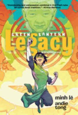 Green Lantern : legacy image cover