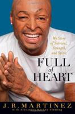 Full of Heart: My Story of Survival, Strength, and Spirit image cover
