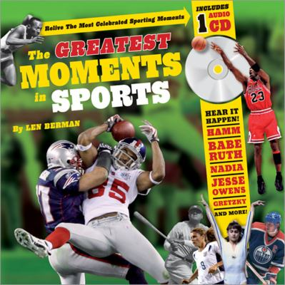 The greatest moments in sports image cover
