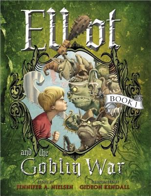 Elliot and the Goblin War image cover