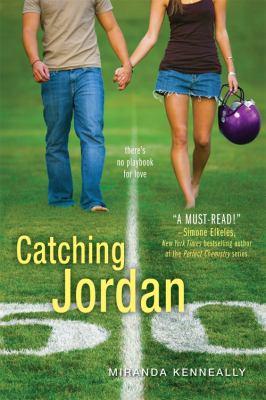 Catching Jordan  image cover