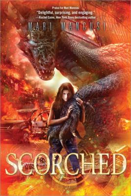 Scorched image cover
