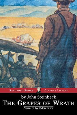 The Grapes of Wrath cover