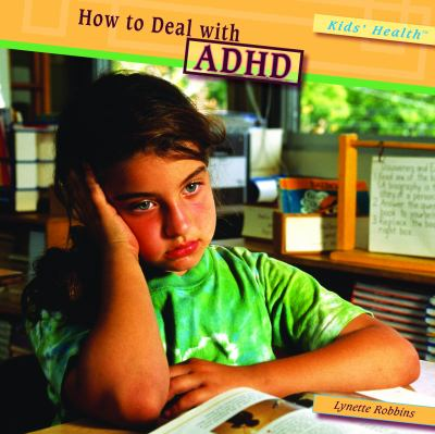 How to Deal with ADHD  image cover