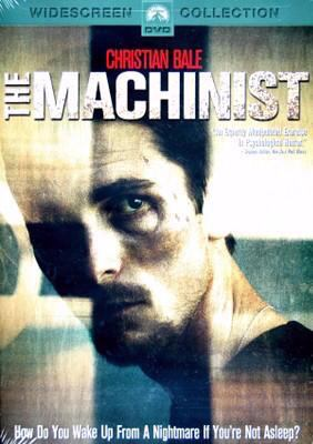 The Machinist  image cover