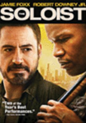 The Soloist image cover