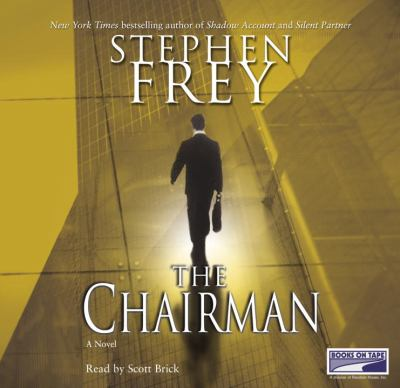 The Chairman  (Narrator: Scott Brick) image cover