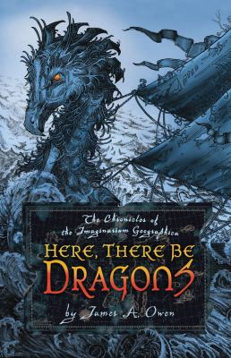 Here, There be Dragons  image cover