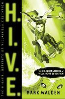 H.I.V.E: Higher-Institute-of-Villainous-Education  image cover