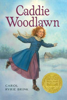Caddie Woodlawn  cover