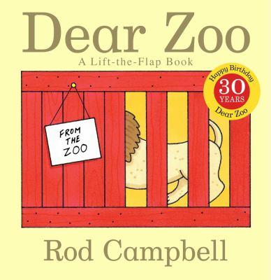 Dear Zoo image cover
