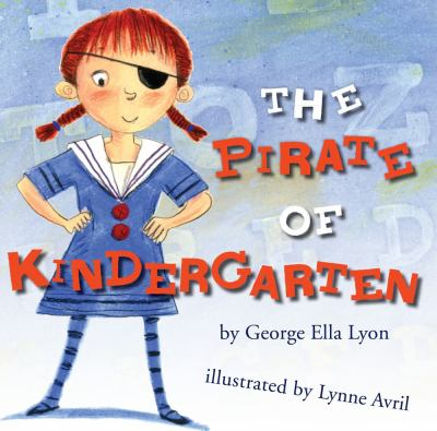 The Pirate of Kindergarten image cover