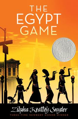 The Egypt Game image cover