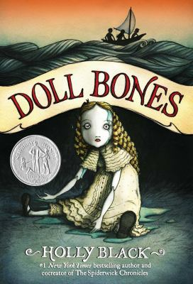 Doll bones image cover