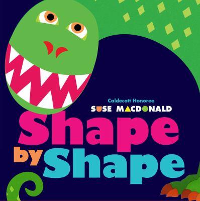 Shape by Shape  image cover