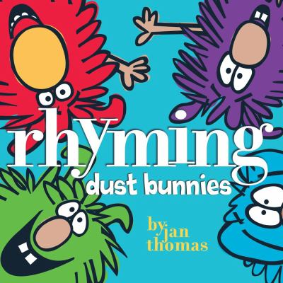 Rhyming Dust Bunnies  image cover