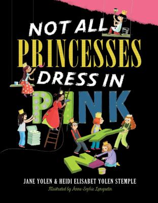 Not all Princesses Dress in Pink image cover