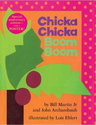 Chicka Chicka Boom Boom  image cover