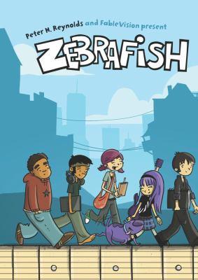 Zebrafish image cover