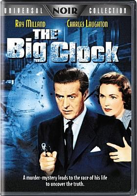 The Big Clock image cover