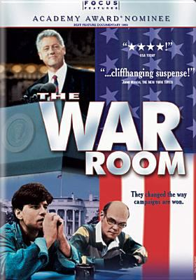 The War Room image cover