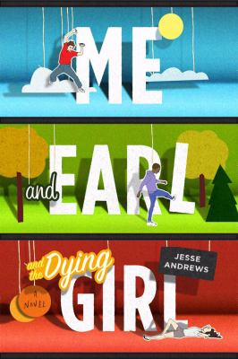 Me and Earl and the Dying Girl  image cover