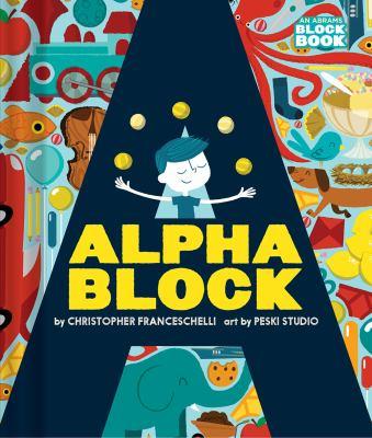 Alphablock image cover