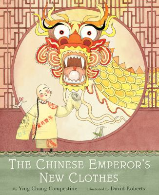 The Chinese emperor's new clothes image cover