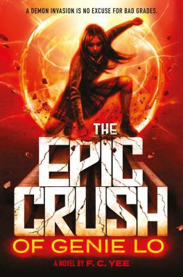 The Epic Crush of Genie Lo image cover