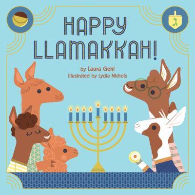 Happy Llamakkah! image cover