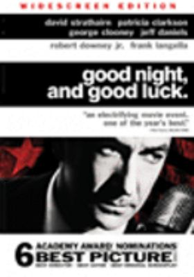 Good Night, and Good Luck image cover